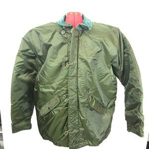 Alpha Impermeable Extreme Cold Weather Jacket